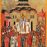 inaltarea sfintei cruci post negru - mergeti la biserica