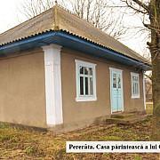 de ziua limbii romane va fi inaugurata casa-muzeu grigore vieru
