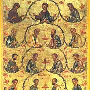 soborul sfintilor apostoli si despre sfantul ghelasie
