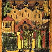 punerea in racla a cistitului brau al maicii domnului