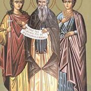 sfintii zilei iachint anatolie si evlampie