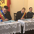 unirea e tot mai aproape infratirea de suflet intre localitatile capriana moldova si chiojdeanca prahova foto si video