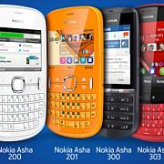 nokia a lansat primele trei smartphone-uri cu ecrane tactile