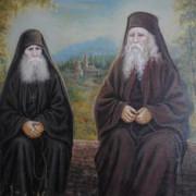 in vizita la manastirea sihastria i