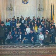 100 de elevi din draganesti au vizitat palatul parlamentului