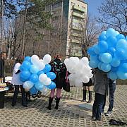 ziua internationala de constientizare a autismului  foto