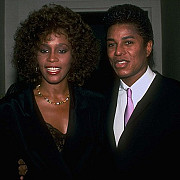 whitney houston amanta fratelui lui michael jackson  video