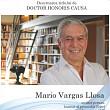 cluj mario vargas llosa doctor honoris causa la ubb