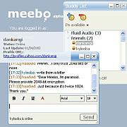 google cumpara serviciul de mesagerie meebo