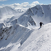 pericol mare de avalansa in muntii fagaras