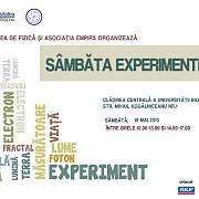 cluj sambata experimentelor la facultatea de fizica ubb
