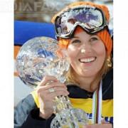 schioarea canadiana sarah burke a incetat din viata la 29 de ani