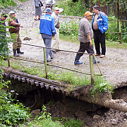 alunecare de teren la telega