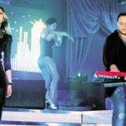 adela popescu primul concert din an cu dj project