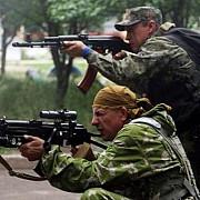 aeroportul de la lugansk tinta celui mai dur atac al rebelilor prorusi