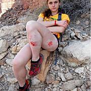 alpinista romanca moarta in marele canion
