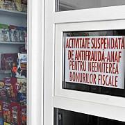 amenzi de  doua milioane de lei rezultatul controalelor anaf in minivacanta de 1 mai