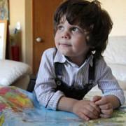 la  2 ani este cel mai destept copil din lume