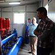 sistemul de apa pentru localitatile brebu-alunis-varbilau-stefesti-slanic este gata