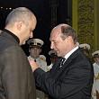 arafat l-a invins pe basescu presedintele renunta la noua lege a sanatatii