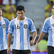 romania a remizat cu argentina scor 0-0 intr-un meci amical