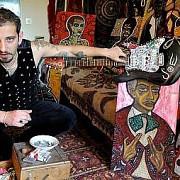 un artist plastic roman refuza sa expuna la oslo