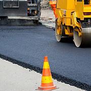 a inceput asfaltarea drumurilor judetene