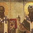 sfintii ierarhi atanasie si chiril arhiepiscopii alexandriei
