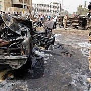 cel putin 24 de morti intr-un atentat sinucigas comis in apropiere de bagdad
