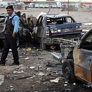 atentate la bagdad cel putin 24 de oameni au fost ucisi