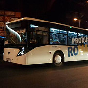 autobuze noi fabricate in romania pe strazile din chisinau