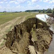 autostrada soarelui ar putea fi inundata de viitura dunarii