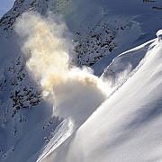 pericol de avalansa in muntii bucegi si fagaras