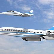 avionul care ar putea face mai putin de 15 minute de la bucuresti la cluj