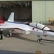 japonia va testa primul avion de vanatoare invizibil pe radar in ianuarie