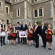 vizita princiara la castelul cantacuzino din busteni