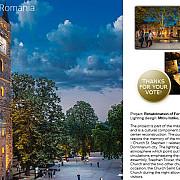 un oras din romania are nevoie de votul tau