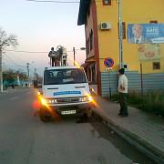 masina primariei baicoi implicata in campania electorala