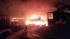 incendiu in clubul bamboo din capitala 40 persoane au fost duse la spital