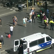 atentat terorist la barcelona o duba a intrat in multime cel putin 13 morti si 50 de raniti