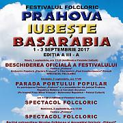 festivalului folcloric prahova iubeste basarabia a ajuns la a treia editie