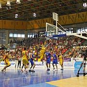 echipa nationala de baschet masculin la un pas de calificare la eurobasket 2015