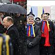basescu si ponta s-au ignorat reciproc la parada militara de 1 decembrie din bucuresti