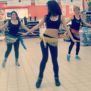 wellness club nico te asteapta la belly dance