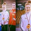 bianca benea medalie cu bronz la campionatul european de spada cadeti