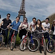 francezii sunt platiti sa vina cu bicicleta la serviciu