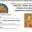 eveniment la biserica sf gheorghe nou din ploiestivin moastele sfantului teodosie