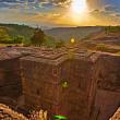 bisericile rupestre din etiopia despre care locuitorii cred ca au fost construite de ingeri