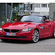 bmw z4 facelift imagini spion - foto