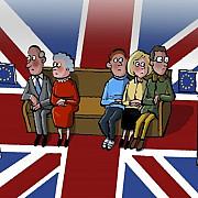 premierul britanic sugereaza ca brexit s-ar putea incheia fara un acord cu ue